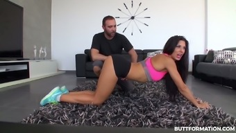 qi gong instructor gets naughty and fucks beautiful bootyful missy alexa tomas