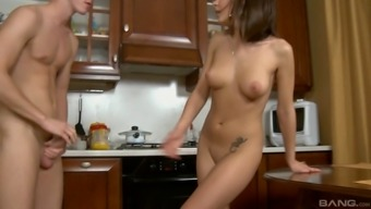 Slender Madelan wishes to consider which typically cock into her much tipsier opening