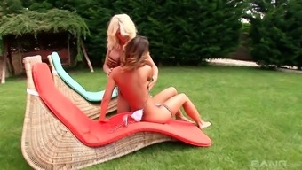 Wealthy one revenue home and discover his wifey Jada Stevens teasing hottie