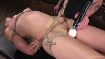 Distressing Predicament Bondage