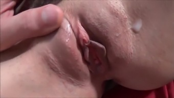 Nympho Large Cousin Uses Little Brothers Cock