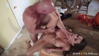 great titted madison ivy gets defeated by johnny violation