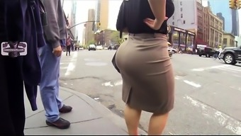 Beginner girls voyeur baby making in public set up