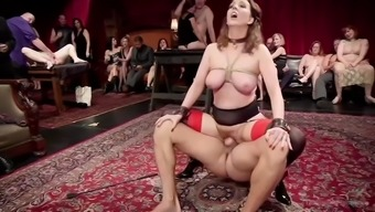 hardcore bdsm fucking and fisting in government departments with aiden starr and scarlet dissatisfied