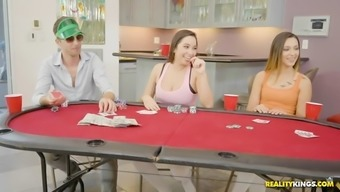 gina valentina, karlee black, and jaye summers come into an extremely high consequences event
