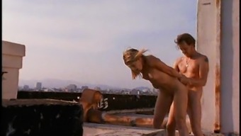 Rooftop intercourse event with the use of penis starves infant Dayton Pour