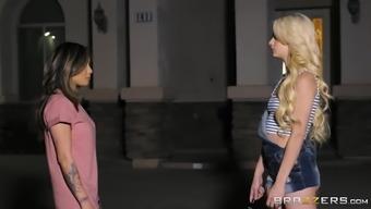 Monique Alexander cannot linger in order to make Elsa Jean's cherry soppy