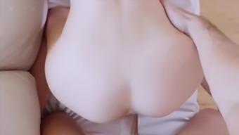 sweet stella daniels gets her beautiful pussy fucked in closeup