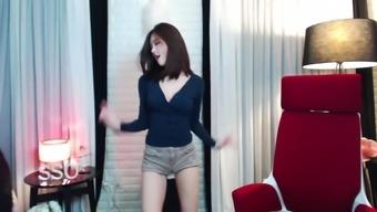 Beautiful Fluent Love Dancing Wang Si Cong