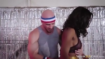 johnny sins foreplays along with skategirl mya mays
