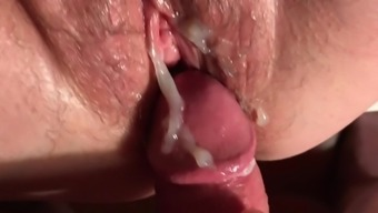my other half: extreme edging inside her pussy