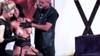 D/s Life style with the use of Veronica Avluv