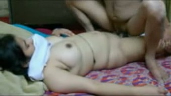 Insatiable Indian whore gets fucked in christian missionary put
