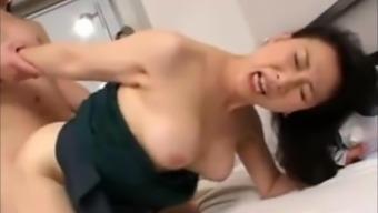 Japanese Mum Pussy