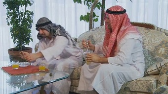 Simony Precious stone - Along with two different Arab guys