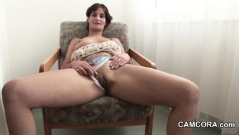 46yr old German Mother in the first occassion Porno Casting