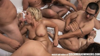 Beginner Spray Height at Swingers Party