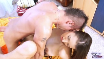 ShootOurSelf - Kitty Jane sperm blanketed ideal titties
