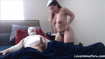 Perverted Patient Gets Healed By A Wayward Amateur Look after