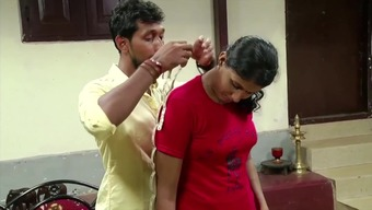 Custom-fit with the use of mallu school girl-- Heated Shortfilm