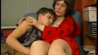 STP5 Horny Mother Sets youngster !