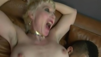 Blonde Granny Dalny Marga Absolutely adore BBC