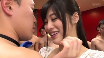 Subtitled Japanese people Miki Sunohara epicera intercourse occasion striptease
