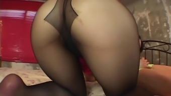 fuck secretary's ripped pantyhose pvc