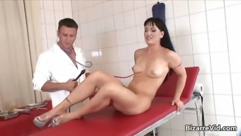 3 malicious nice girls reached the medical professional part5