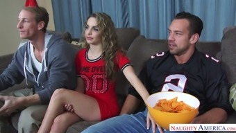 Kimmy Granger allow all all men know she's mean and she even is without a doubt down to practically fuck