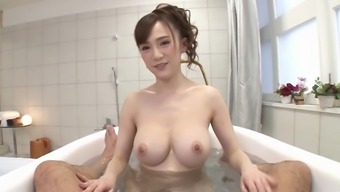 Beauty Mika Sumire wearing horny underpants and needing her clit boned