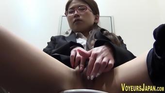 Oriental ho watched massaging