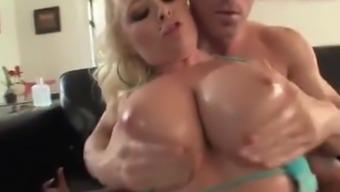 Johnny Violation fucking big tits blonde Cherub