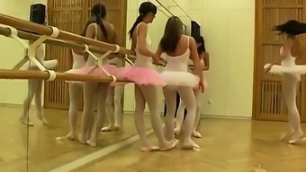 Large bungle community xxx Sizzling ballet lady orgy