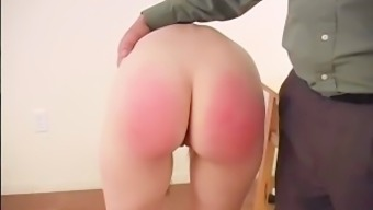 Attractive High school Girl Likes To Be Spanked