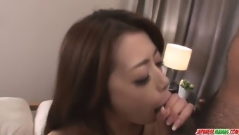 Maki Hojo delights with the use of cock in sensuous xxx sequences
