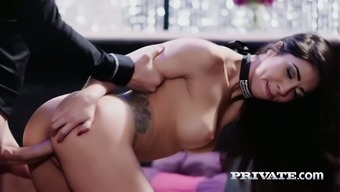 Julia onze Lucia is probably an passionate participant within this steaming sex video