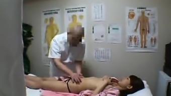 JAPANESE Massage session Concealed CAM