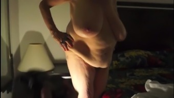 big saggy granny