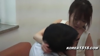 Korean porn Warm Natural Supervisor Girl