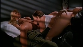 Remarkable association sexual intercourse with the use of Aspen Reign together with other chicks in uniform
