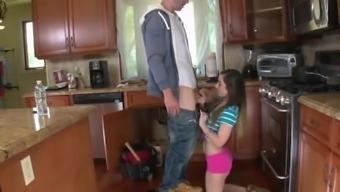 Woman crony's daughter practice The Instaler