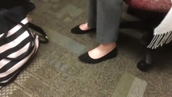 truthful flats shoeplay and bottoms au bureau