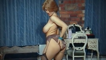 Abnormal - old major tits remove party tease in stockings