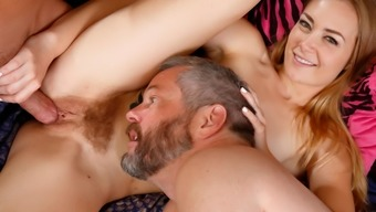 Slutty wifey and her cuckold