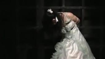 Japanese people Bride in Bondage Jail