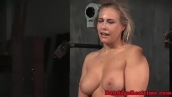 System fucked bonded slut throated greatly