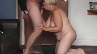 Naked Party and BJ