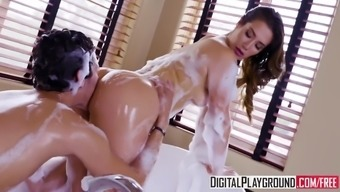 XXX Porno online video media - My Wifes Sizzling Sister Episode 3(three) Eva Lovia and