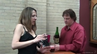 Smashed Mama Gives Mind In A POV